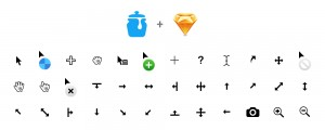 iconjar-sketch-cursors