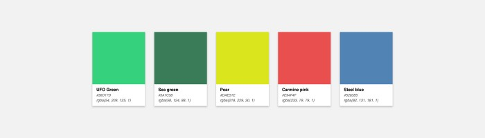 shareable color palette – sketch app rocks!