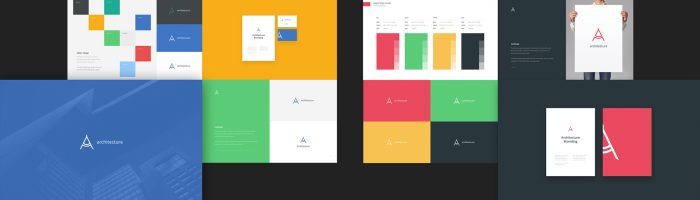 Branding Book & Style Guide Templates – Sketch App Rocks!
