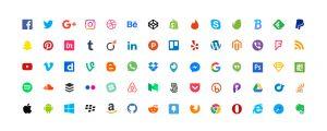 70-flat-social-icons