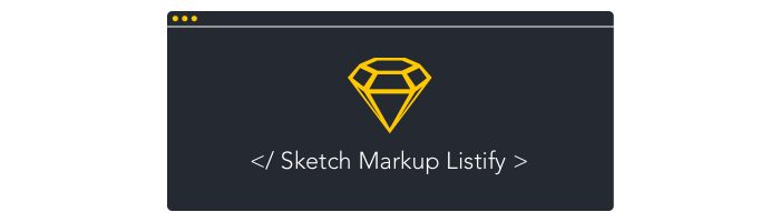 sketch-markup-listify