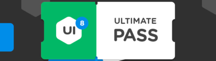 UI8 Unlimited Pass