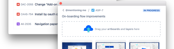 Jira Cloud for Sketch